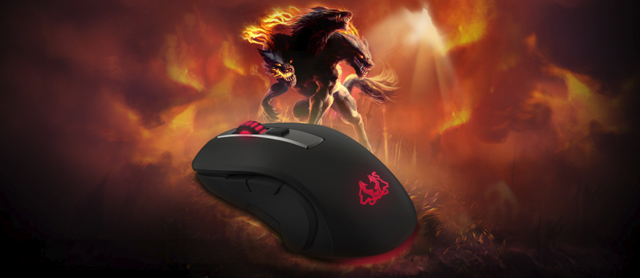 Asus Cerberus Fortus Wireless Mouse Review