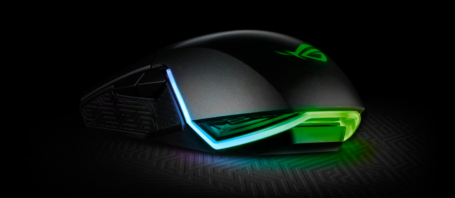 Asus ROG PUGIO Gaming Mouse รีวิว