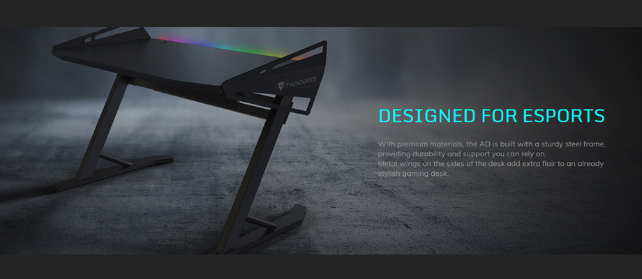 Image result for ThunderX3 AD3 HEX Gaming Desk