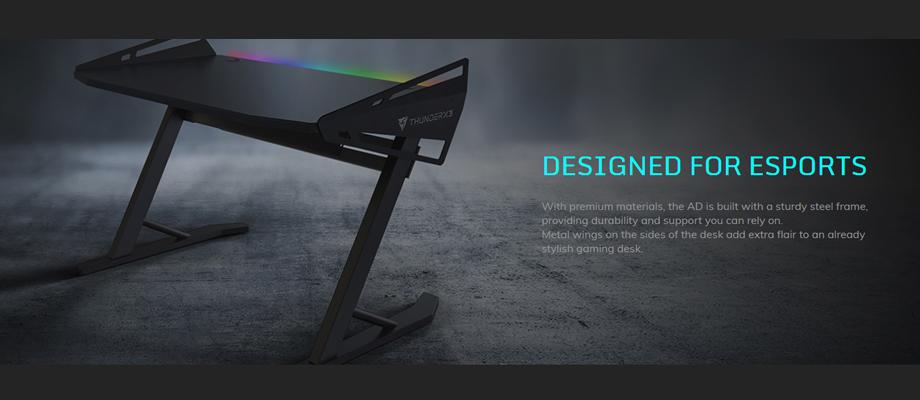ThunderX3 Desk AD3 HEX ไฮไลท์