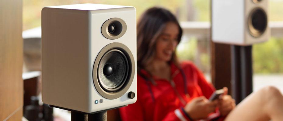 ลำโพง Audioengine A5+ Wireless Speaker ราคา