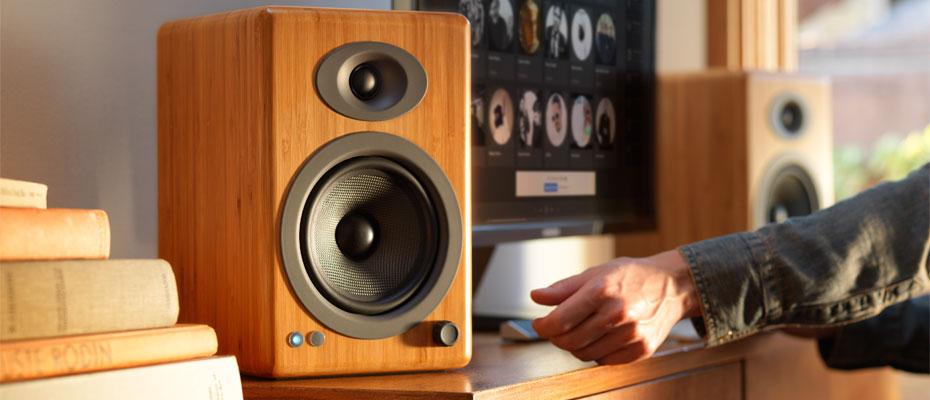 ลำโพง Audioengine A5+ Wireless Speaker ซื้อ