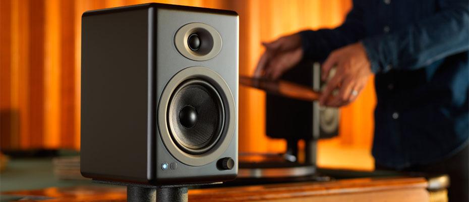 ลำโพง Audioengine A5+ Wireless Speaker ขาย