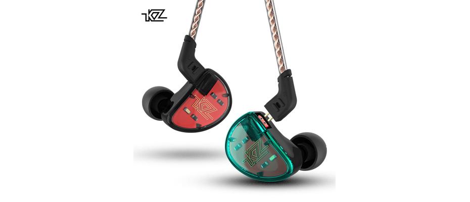 รีวิว หูฟัง KZ AS10 In-ear ราคา