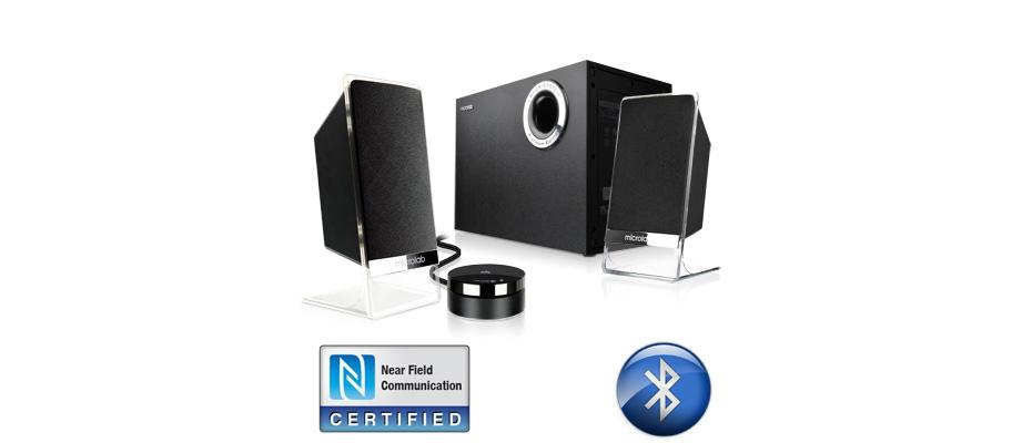 ลำโพง Microlab M200BT Platinum Bluetooth Speaker ราคา