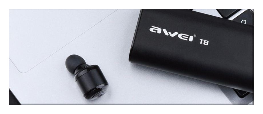 Awei T8 รีวิว