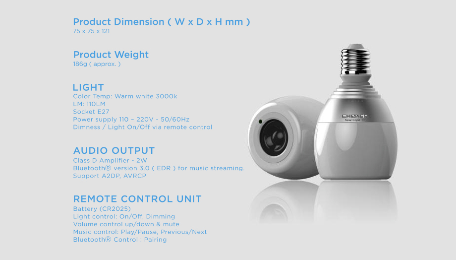 Cheron Smart Light S2 รีวิว