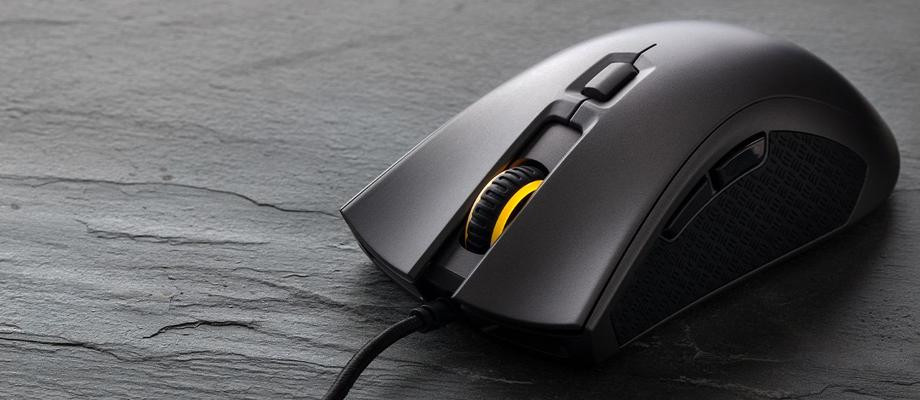 HyperX Gaming Mouse Pulsefire FPS Pro การใช้งาน