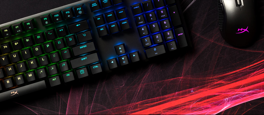 HyperX Keyboard Alloy FPS RGB ราคา