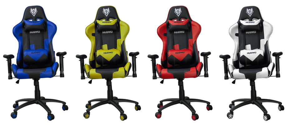Nubwo gaming chair Ch0011 รีวิว