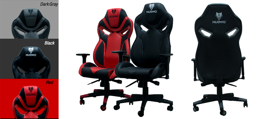 Nubwo gaming chair Ch0012 รีวิว