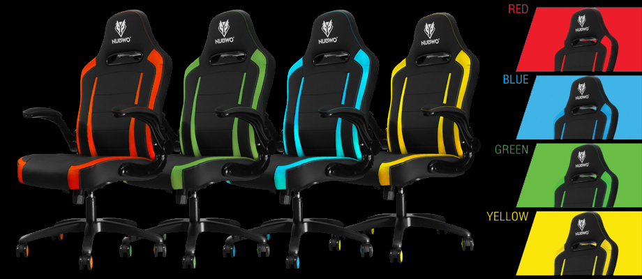 Nubwo gaming chair Ch006 รีวิว