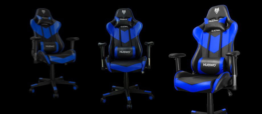 Nubwo gaming chair Ch009 รีวิว