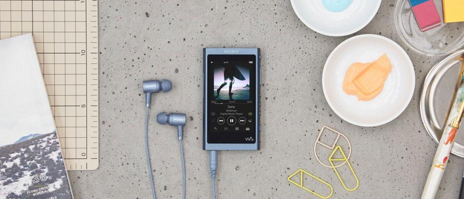 เครื่องเล่นเพลง Sony NW-A56HN ซื้อ