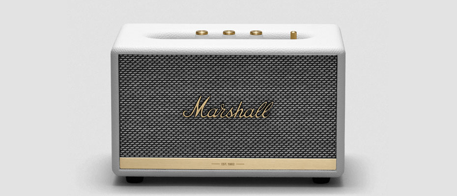 ลำโพง Marshall Acton II Bluetooth Speaker ซื้อ