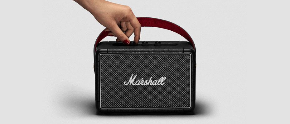 ลำโพง Marshall Kilburn II Portable Bluetooth Speaker ซื้อ