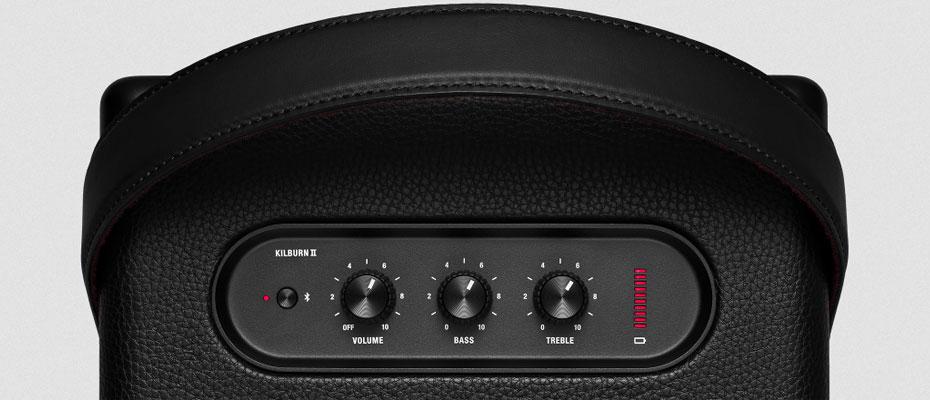 ลำโพง Marshall Kilburn II Portable Bluetooth Speaker ขาย