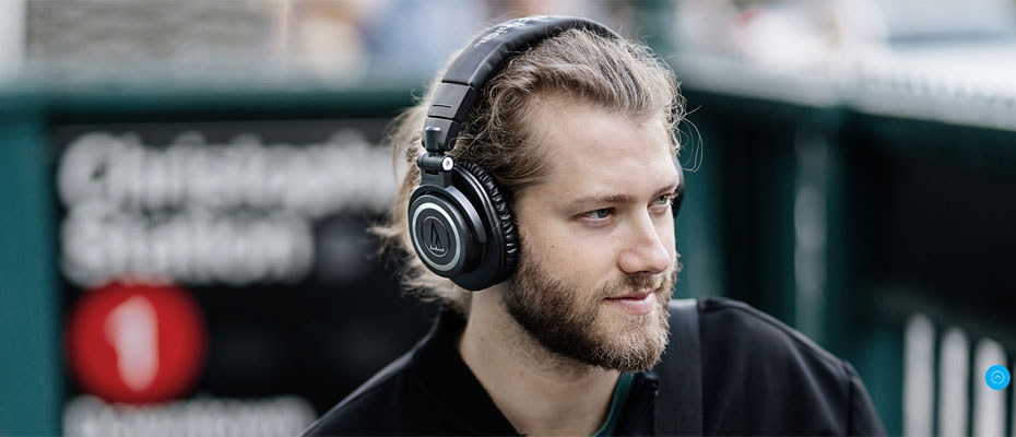 หูฟังไร้สาย Audio-Technica ATH-M50x BT Headphone ราคา