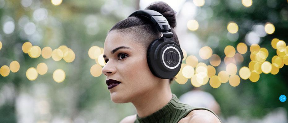 หูฟังไร้สาย Audio-Technica ATH-M50x BT Headphone ขาย