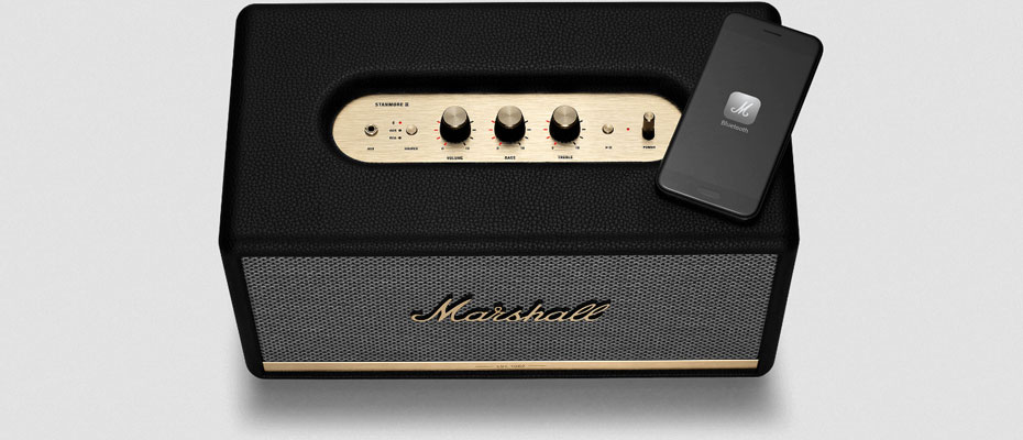 ลำโพง Marshall Stanmore II Bluetooth Speaker ขาย