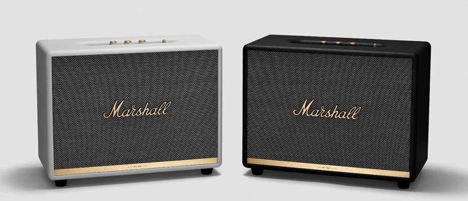 ลำโพง Marshall Woburn II Bluetooth Speaker ขาย