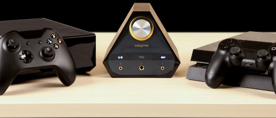 Creative Sound Blaster X7 Dac-Amp ขาย