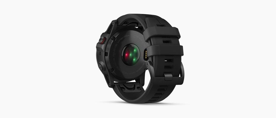 Garmin Fenix 5 Plus Sapphire DLC Carbon Sport Watch ขาย
