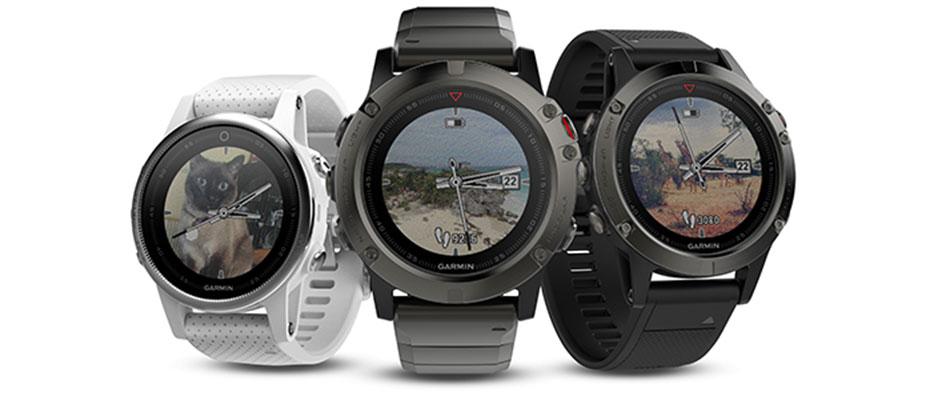 Garmin Fenix 5X Sport Watch ซื้อ