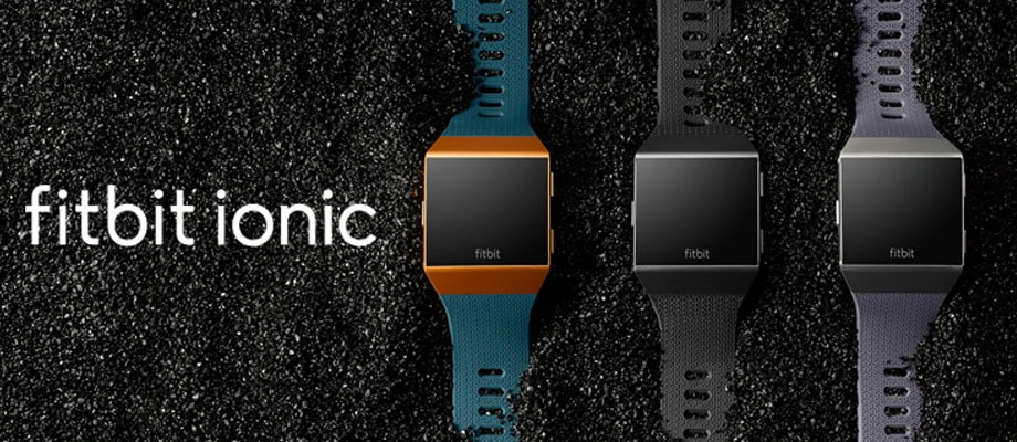 Fitbit-Ionic-Fitness-Tracker-รีวิว