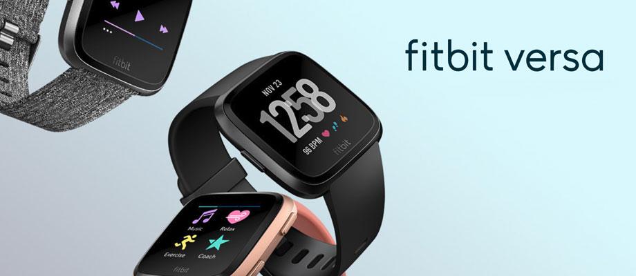 Fitbit-Versa-Fitness-Tracker-สเปค