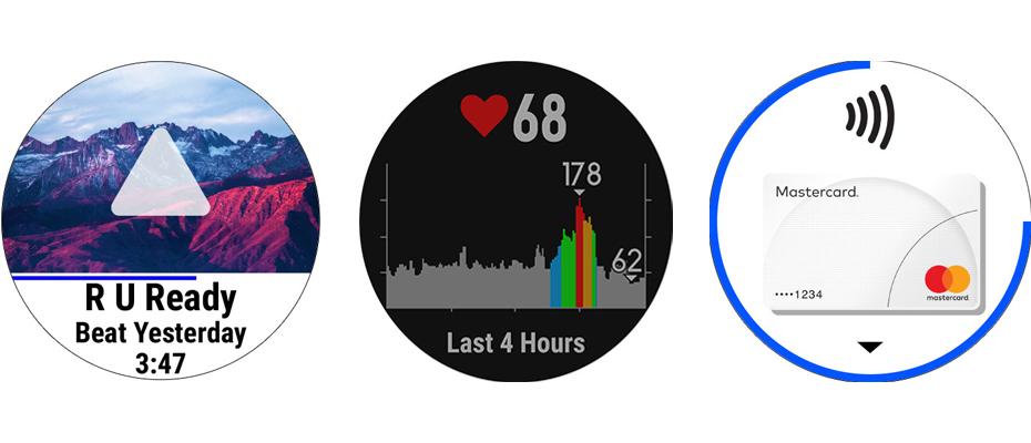Garmin Fenix 5S Plus Sapphire Sport Watch ถูกที่สุด