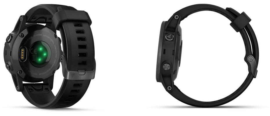 Garmin Fenix 5S Plus Sapphire Sport Watch ขาย