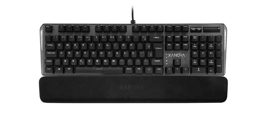 Xanova Magnetar RGB Mechanical Keyboard รีวิว