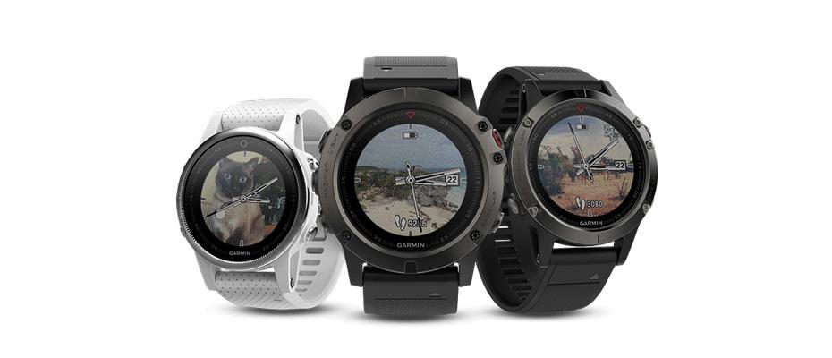Garmin Fenix 5 Sport Watch ราคา