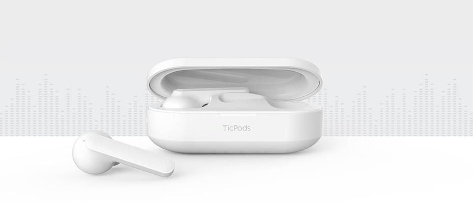หูฟังไร้สาย Ticpods Free True Wireless ซื้อ