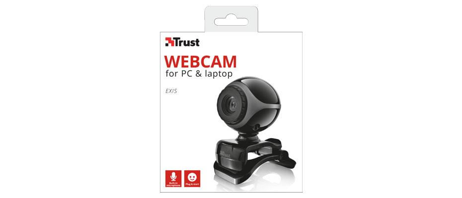 Trust Exis Webcam ราคา