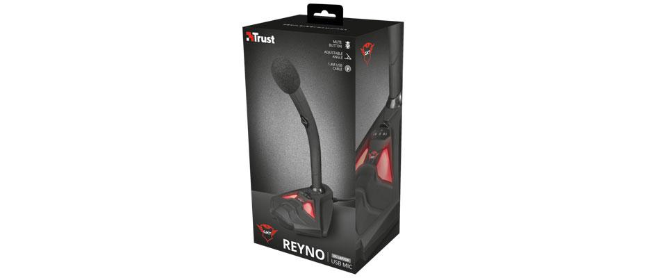 Trust GXT 211 Reyno USB Microphone ราคา