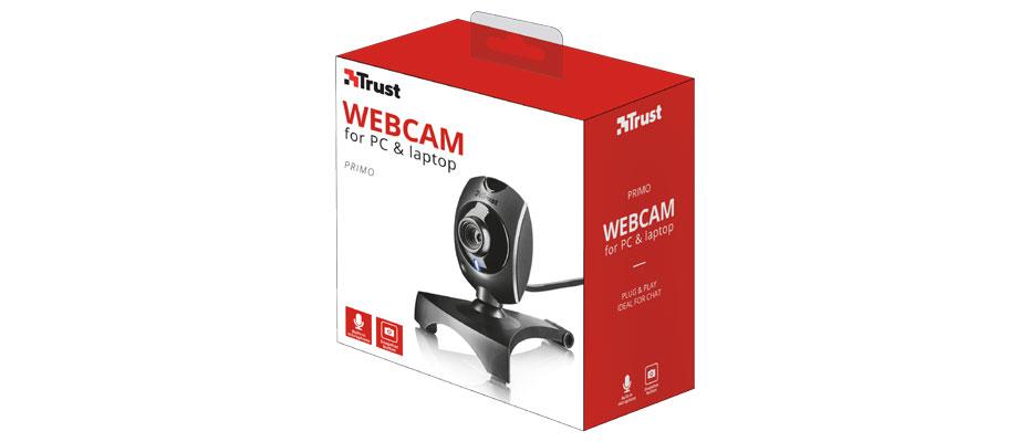 Trust Primo Webcam ขาย
