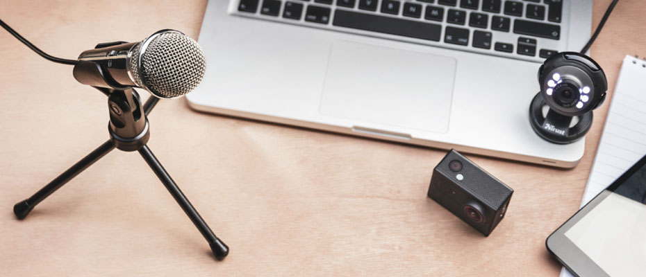 Trust Starzz All-Round Microphone ขาย