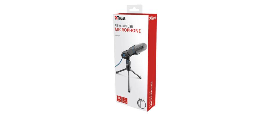 Trust Micro USB Microphone ราคา