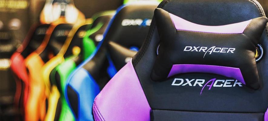เก้าอี้ DXRacer สำหรับเล่นเกมแต่ละแบบต่างกันอย่างไร?