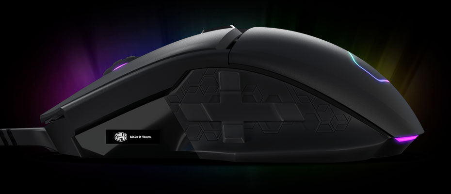 Cooler Master MM830 RGB Gaming Mouse ราคา