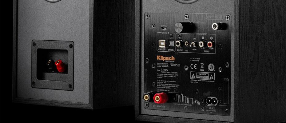 ลำโพง Klipsch R-41PM Powered Speaker ซื้อ