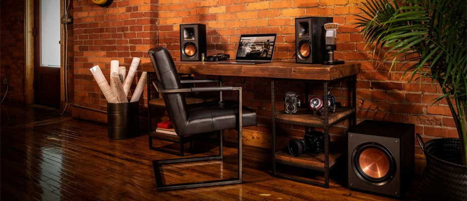 ลำโพง Klipsch R-51PM Powered Speaker ขาย