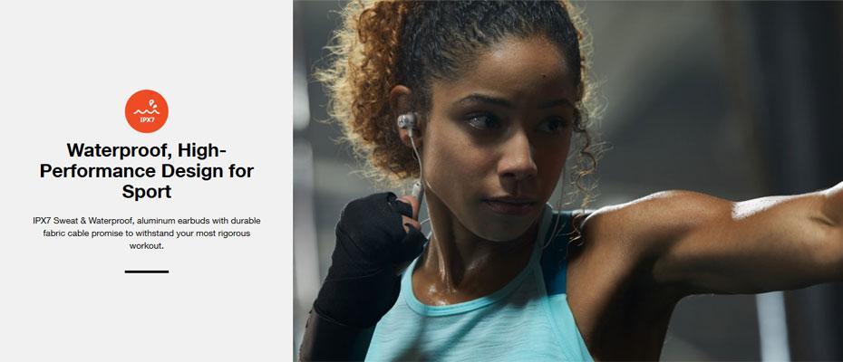 หูฟังไร้สาย JBL Under Armour Sport Wireless React In-Ear ราคา