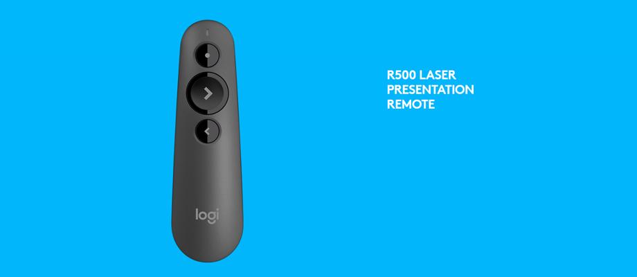 Logitech R500 Presenter รีวิว