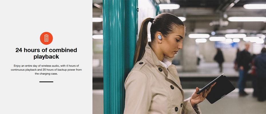 หูฟังไร้สาย JBL Free X Truly Wireless ขาย