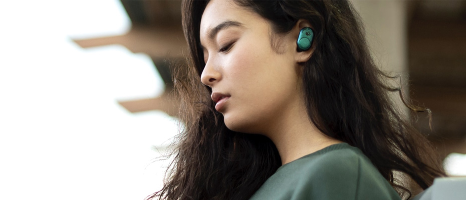 หูฟังไร้สาย SkullCandy Push True Wireless ราคา