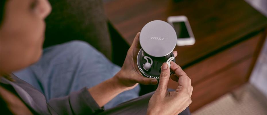 หูฟังไร้สาย Bose noise-masking sleepbuds True Wireless ขาย