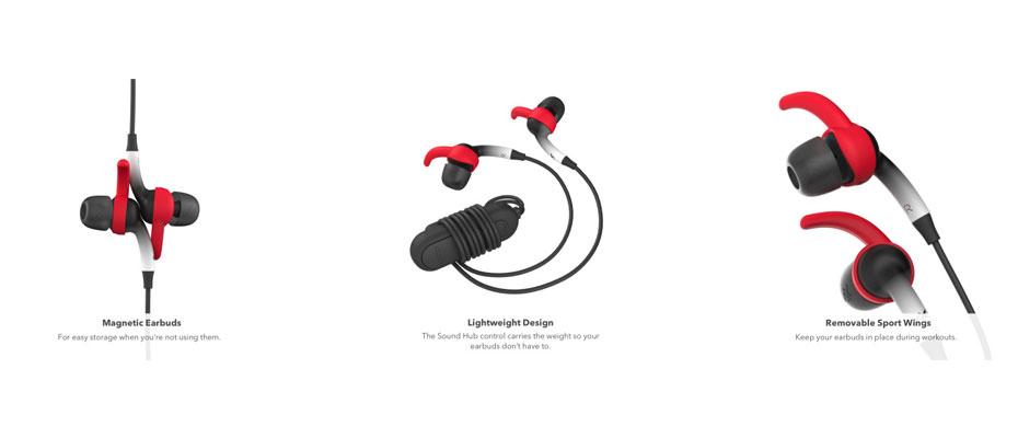 iFrogz Sound Hub Plugz Wireless Earbuds ซื้อ